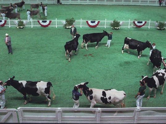 north american livestock exposition center