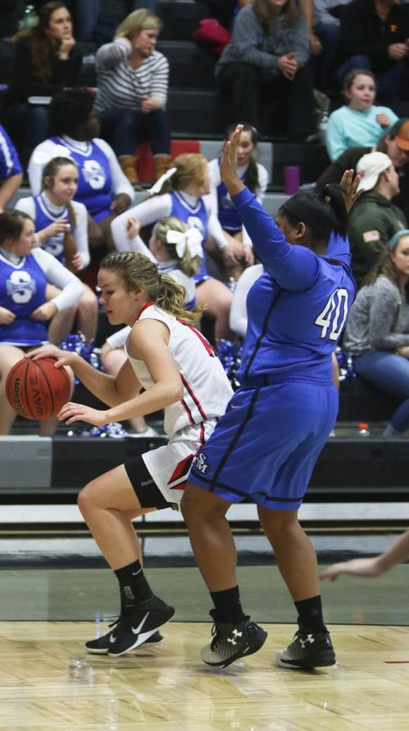 Smoky Mountain faced off against Pisgah on Friday night