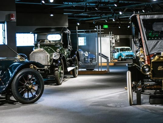 Collier Automotive Museum: Car Museum Reopens In Naples