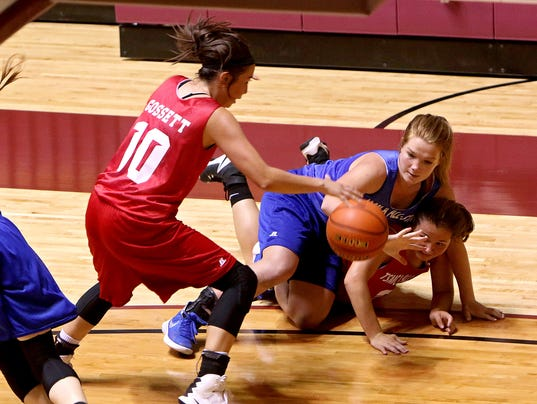 2017 TSMCA all-star girls basketball