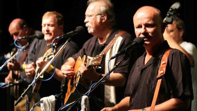 Seldom Scene will perform during Salisbury Third Friday Event on Jan. 15, 2016.