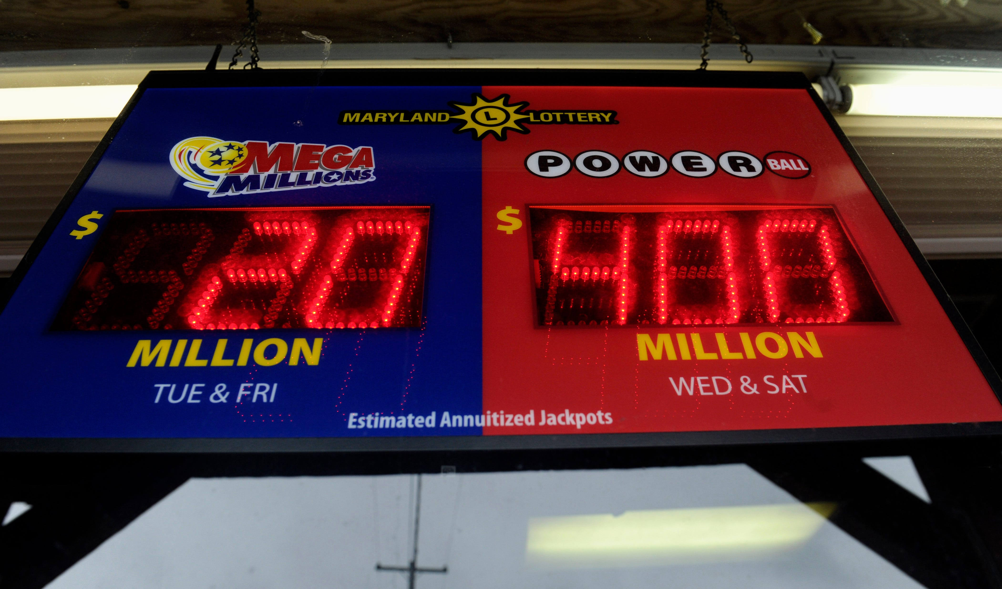 Today show powerball winner giveaway sweepstakes