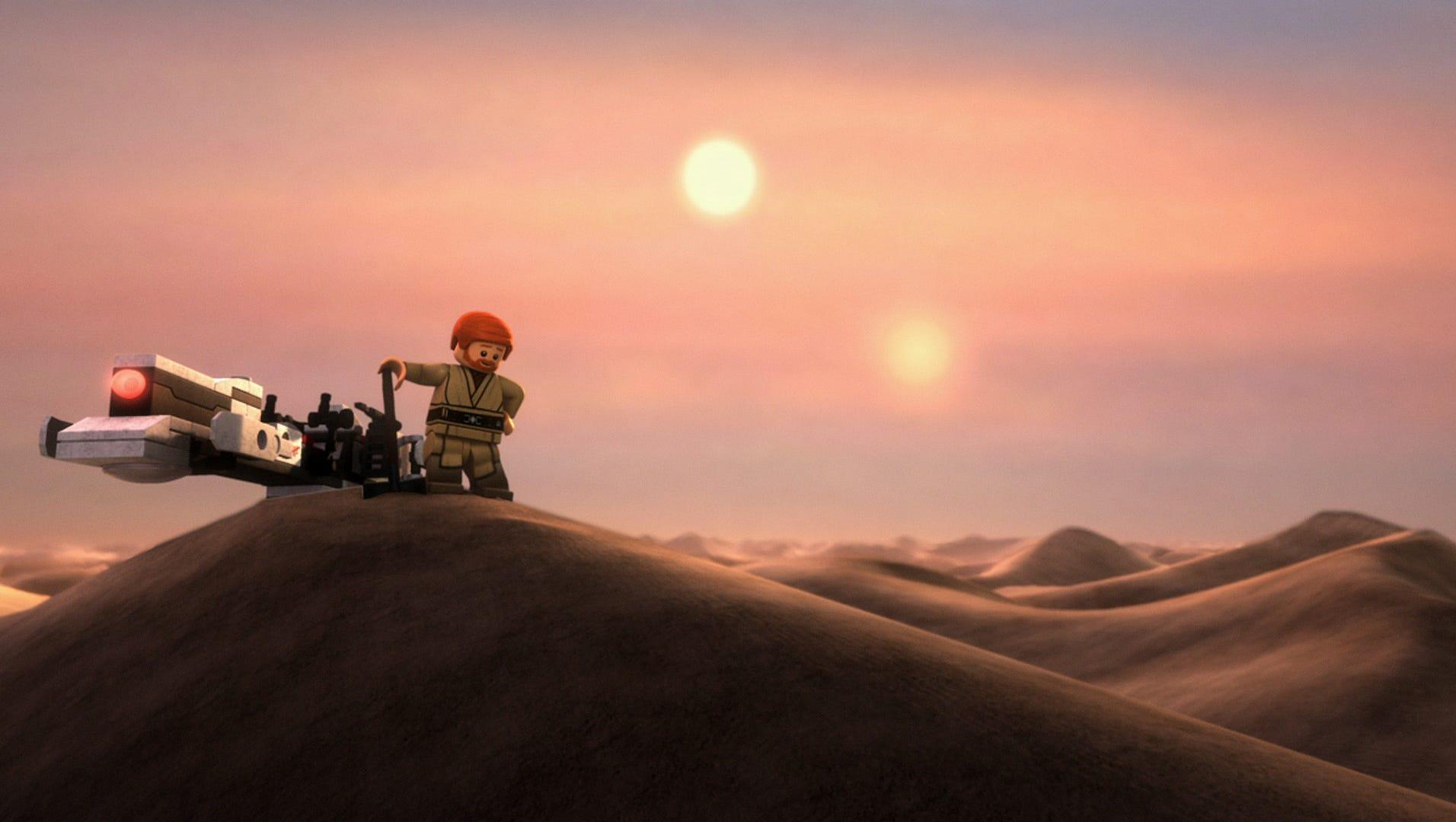 Lego Yoda Chronicles Builds On Star Wars Legacy