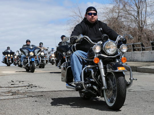 Motorcycles and riders will once again take to the