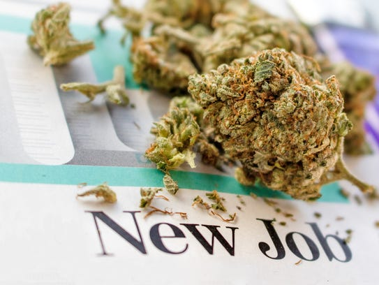 The marijuana legalization debate has New Jersey employers