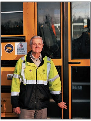 Albin Weiler, a Nordonia Hills City Schools bus driver for more than 15 years, has written a book called 'Driven to Learn' that details his experiences and what he has learned in his profession.