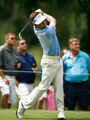 Chase Wright shot 71 Thursday in the first round of the Web.com Tour's Chiquita Classic.
