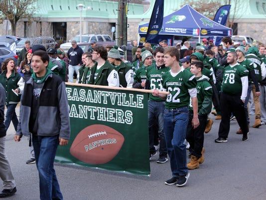 Pleasantville parade