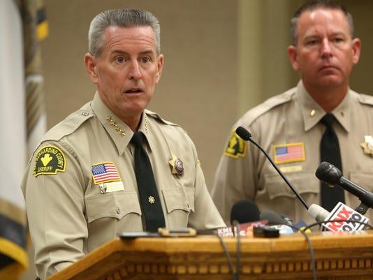 San Bernardino Sheriff opposed failed statewide surveillance