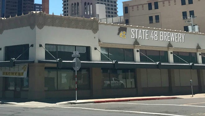State 48 Brewery plans to open a new location at the Welnick Marketplace in downtown Phoenix.