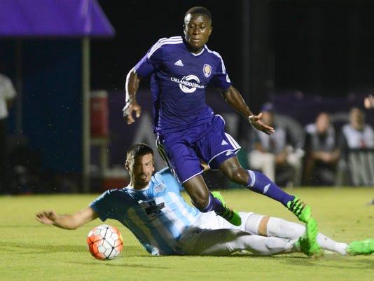 Pro Soccer: Wilmington Hammerheads at Orlando City B