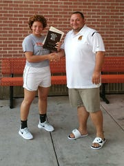 Lely's Navia Penrod was named player of the week by