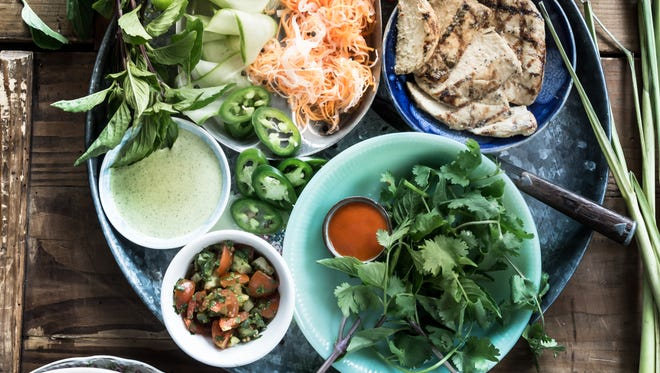 Banh Shop. New Vietnamese-inspired concept Yum Brands is testing in Dallas area