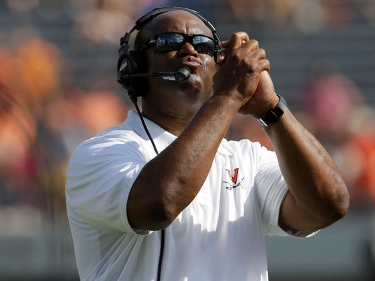 Time is running out for Virginia head coach Mike London to build a winning program in Charlottesville.