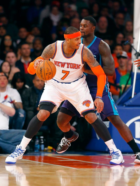 2014-11-2 Carmelo Anthony