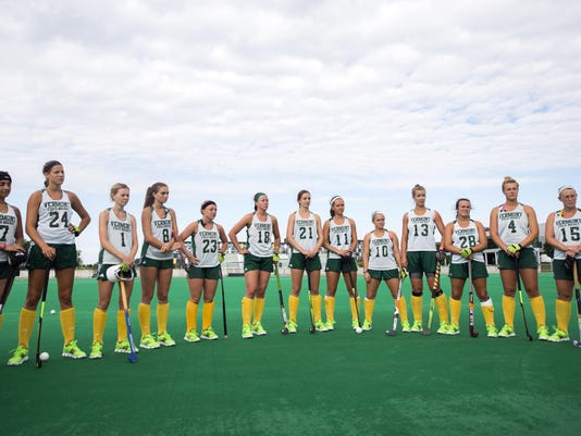 UVM Field Hockey Practice 08/26/15
