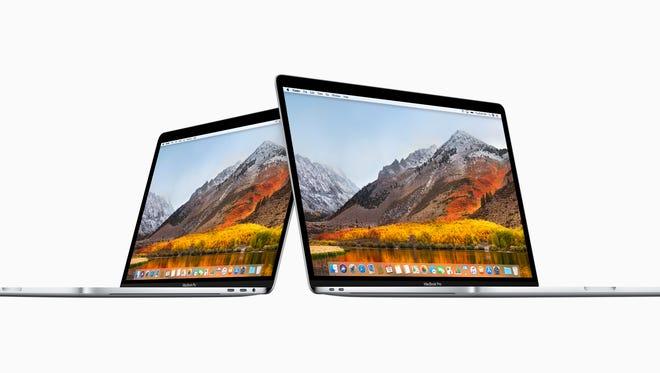 Apple's new MacBooks