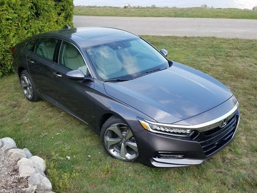 Payne New Honda Accord S Affordable Luxury