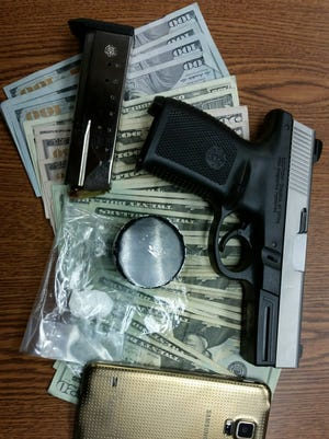 Waynesboro police arrested Skyler Lamont Davis, 26, of Waynesboro, charging him with distribution of a schedule I or II drug and possession of a firearm while in possession of a schedule I or II drug on Jan. 27.