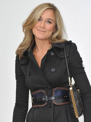 Apple executive Angela Ahrendts will speak in Indianapolis.