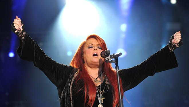 Wynonna Judd performs at the 2015 CMA Music Festival.