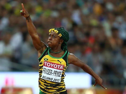 BESTPIX 15th IAAF World Athletics Championships Beijing 2015 - Day Three