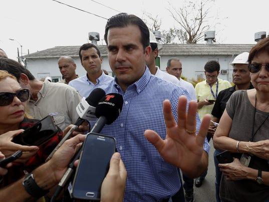 EPA PUERTO RICO HURRICANE MARIA DIS METEOROLOGICAL DISASTER PRI PR