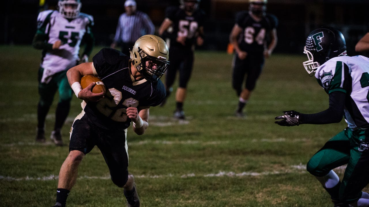 Watch: New offense leads Delone to victory