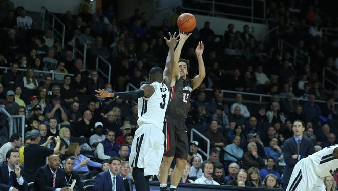 Manasquan's J.R. Hobbie is shooting the lights out at Brown.