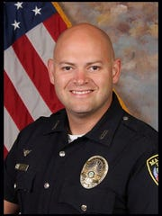 Maryville police officer Kenny Moats