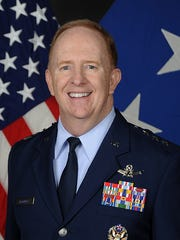Lt. General Robert McMurry, commander, Air Force Life