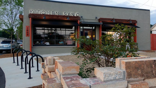 Kitchen Sync has been named the no. 1 certified green restaurant in the country.