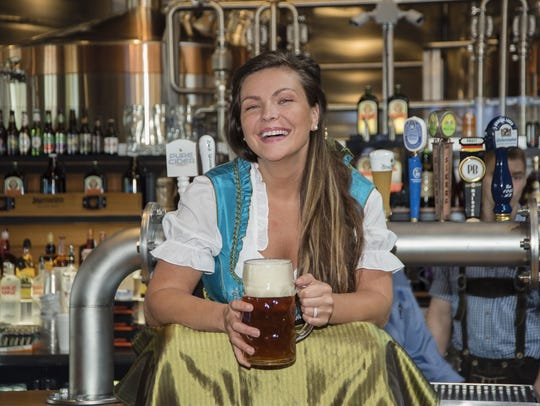 Bavarian Bierhaus in Glendale marks Oktoberfest over five weekends.