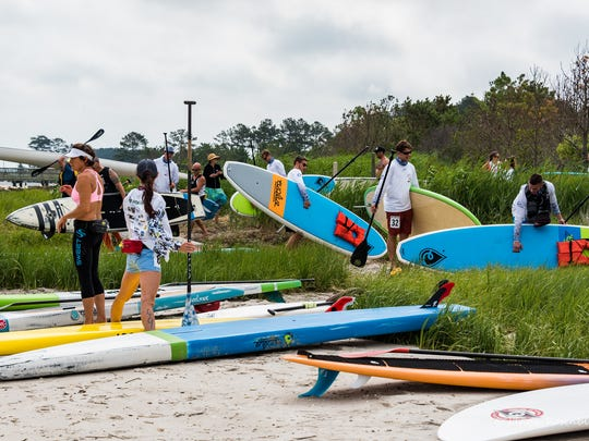 Paddle Second Chance's 2017 event will feature an Elite 5.0, Open 2.5 mile and Sprint 1.0 mile long SUP and Kayak race course on June 24.