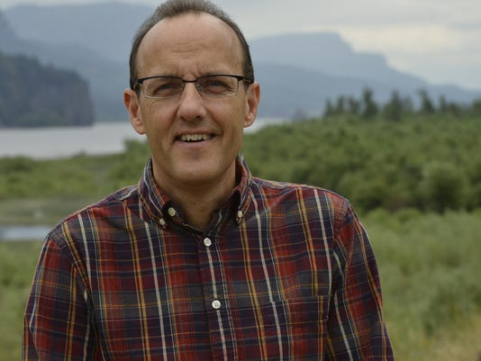 Kevin Gorman, executive director of the Friends of the Columbia Gorge