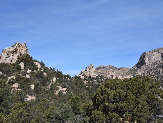 Prescott hike: Clark Spring Trail