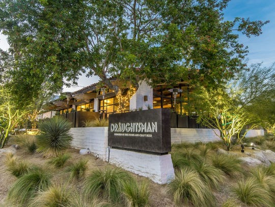 The Draughsman in Palm Springs is hosting a Cinco de