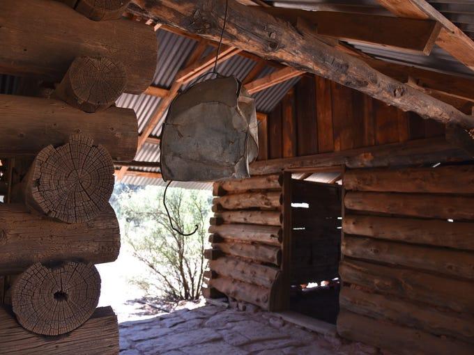 Van Deren cabin in Sedona.