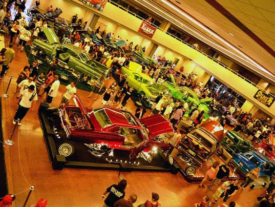 Have A Drive For Car Shows Check Out The Summer Showcase Super Show