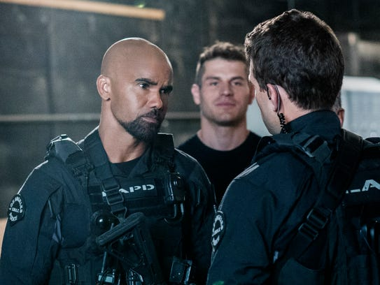Shemar Moore is a leading man in the new CBS show,