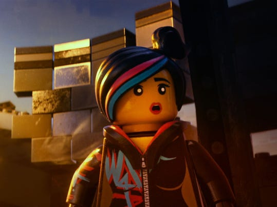 Whos Who In The Lego Movie
