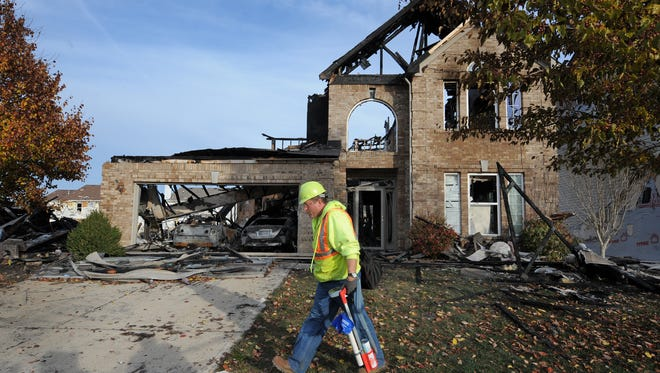 A devastating explosion on Nov. 10, 2012, killed two residents and damaged more than 80 homes in the Richmond Hill subdivision on the Southside of Indianapolis.