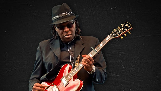 Joe Louis Walker will be bringing his blues talents to the Bradfordville Blues Club on November 18.
