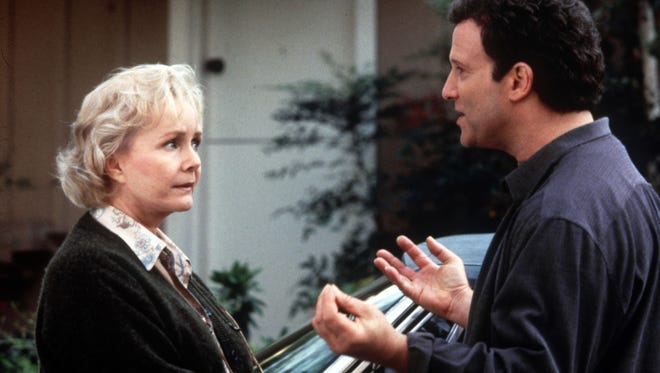 Debbie Reynolds plays  'Mother' to Albert Brooks in this 1996 film, one of seven newly available on Netflix.