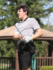 Plymouth's Ian Smith shot a 73 to lead the third-place