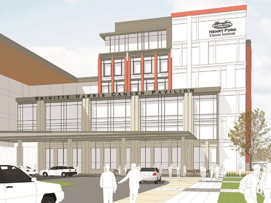 Henry Ford cancer center lands $20-million donation