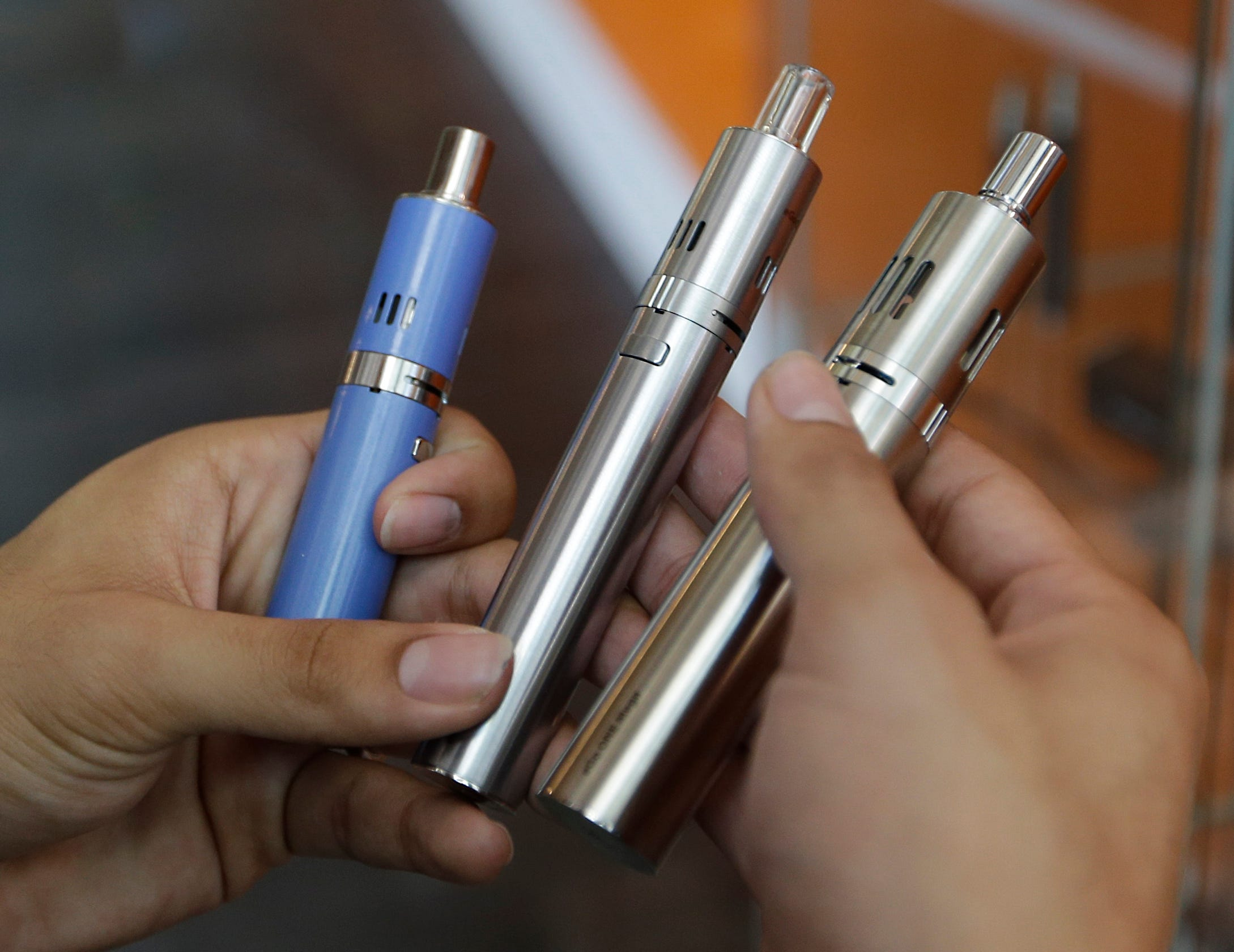 Outlawing electronic cigarettes
