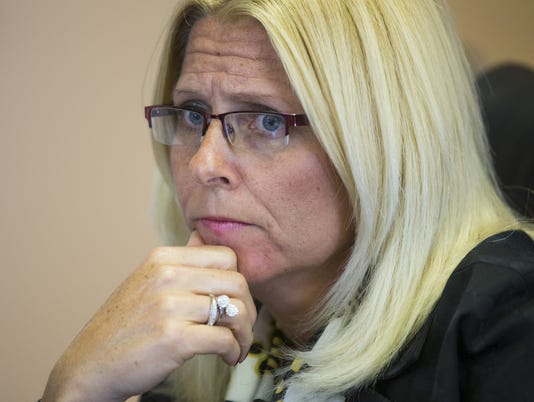 Former Phoenix VA Director Sharon Helman