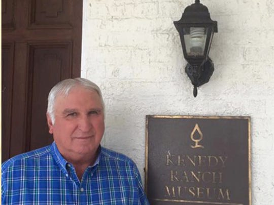 Tejano historian Homero Vera operates the museum.