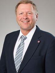 Rep. Dan Bartel, R-Lewistown